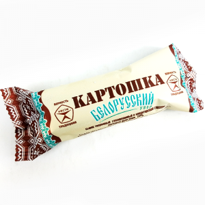 BELORUSSKIY UZOR - CHOCOLATE (KARTOSHKA) CHEESECAKE
