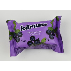KARUMS - BLUEBERRY MINI-CHEESECAKE