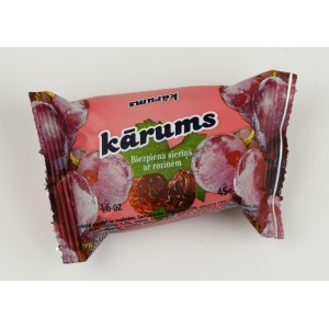 KARUMS - MINI-CHEESECAKE WITH RAISINS