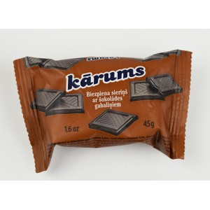 KARUMS - CHOCOLATE MINI-CHEESECAKE
