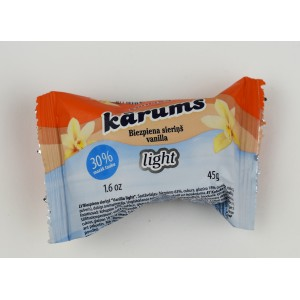 KARUMS - MINI-CHEESECAKE VANILLA LIGHT