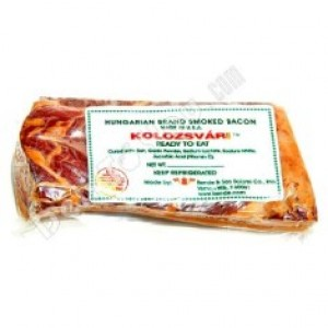 BENDE - COLOSHVARI SMOKED BACON