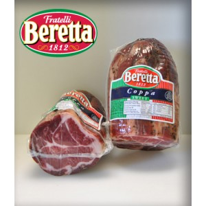 BERETTA - COPPA SWEET, CUT LOAF