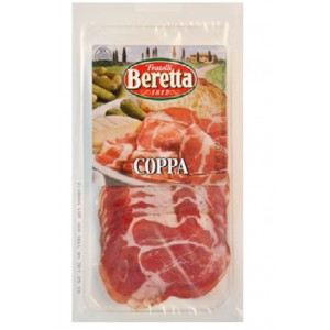 BERETTA - COPPA, SLICED