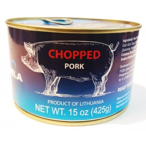 BIOVELA - CHOPPED PORK