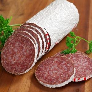 PILLER'S - HUNGARIAN WHITE SALAMI, LONG