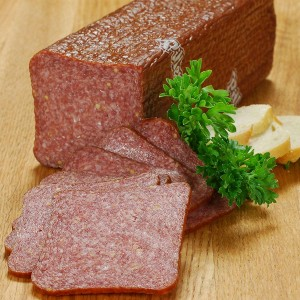 PILLER'S - SQUARE SALAMI, CHUBS