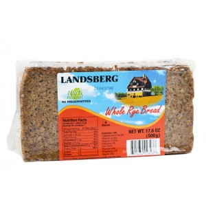 LANDSBERG - WHOLE RYE BREAD