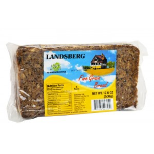 LANDSBERG - FIVE GRAIN BREAD