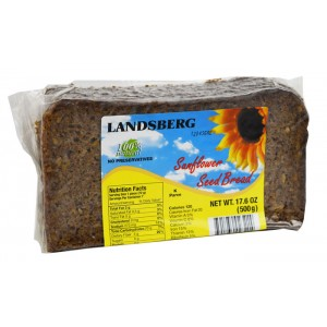 LANDSBERG - SUNFLOWER SEEDS BREAD