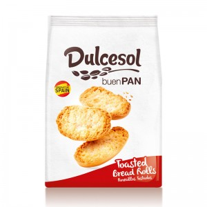 DULCESOL - TOASTED BREAD ROLLS
