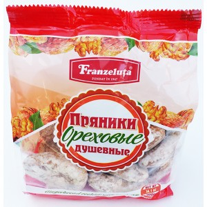 FRANZELUTA - GINGERBREAD WITH NUTS