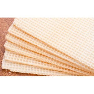 VIKA  - POLISH BRAND PLAIN WAFERS