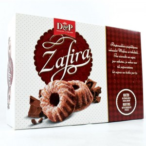 D&P ZAFIRA - CHOCOLATE MUFFINS