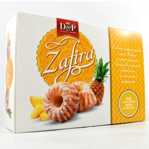 D&P ZAFIRA - PINEAPPLE MUFFINS
