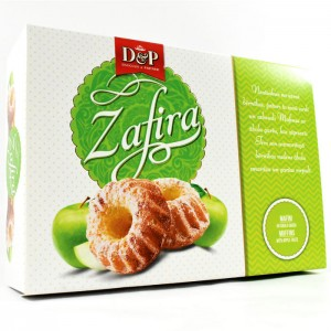 D&P ZAFIRA - APPLE MUFFINS