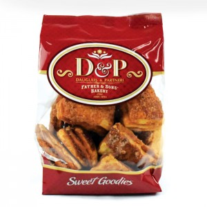 D&P DRY BISQUITS - CINNAMON