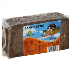 LANDSBERG - PUMPKIN SEEDS BREAD