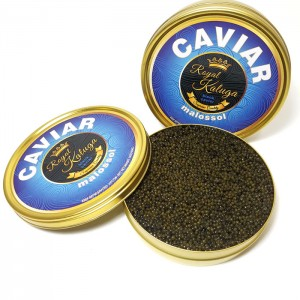 ROYAL KALUGA - SUPREME QUALITY BLACK CAVIAR