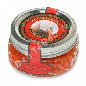 THE KREMLIN - SALMON CAVIAR