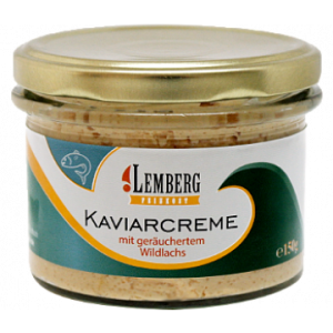 LEMBERG - CAVIAR SPREAD WITH SMOKED SALMON