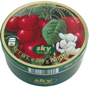 CARAMEL CANDY - SKY CHERRY HARD CANDIES