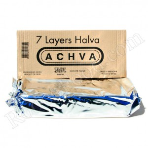 ACHVA - KOSHER 7 LAYERS HALVA