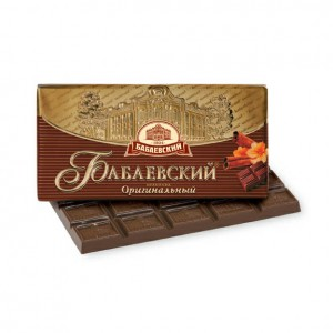 BABAYEVSKIY - ORIGINAL CHOCOLATE