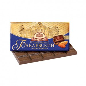 BABAYEVSKIY - CHOCOLATE WITH WHOLE ALMONDS