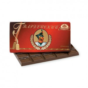 BABAYEVSKIY - GUARDS CHOCOLATE (GVARDEYSKIY)