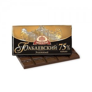 "BABAYEVSKIY - 75% ""ELITE CHOCOLATE"