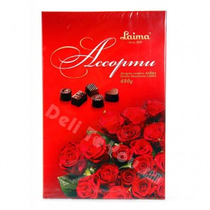 LAIMA - LAIMA ASSORTED CHOCOLATE CANDIES