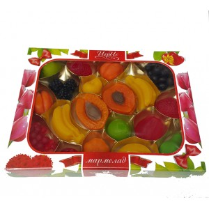 IGRIS - ASSORTED FRUIT MARMALADE
