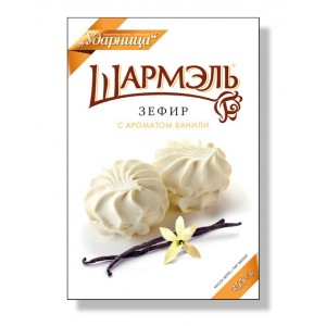SHARMEL - VANILLA-FLAVORED MARSHMALLOW