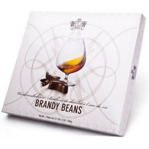 BRANDY BEANS - CHOCOLATES WITH COGNAC FILLING