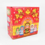 KRASNIY OKTYABR - RUSSIAN MATRYOSHKA WITH SURPRISE