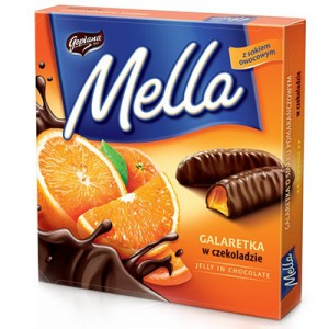 JUTRZENKA - MELLA ORANGE