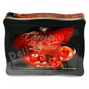 SOLIDARNOST - CHERRIES IN LIQUOR CANDIES