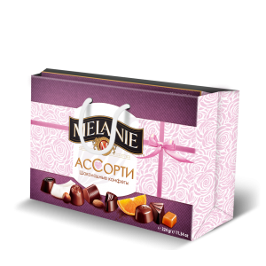 SPARTAK - MELANIE ASSORTED CHOCOLATES