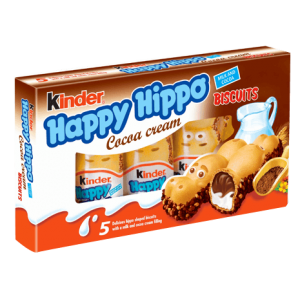KINDER - HAPPY HIPPO COCOA CREAM