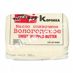 FRESH MADE - VOLOGODSKOE WHIPPED BUTTER