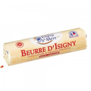 D'ISIGNY - FRENCH UNSALTED BUTTER ROLL