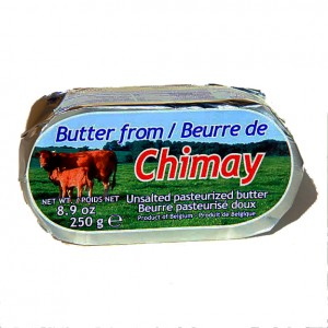 CHIMAY - UNSALTED PASTEURIZED BUTTER