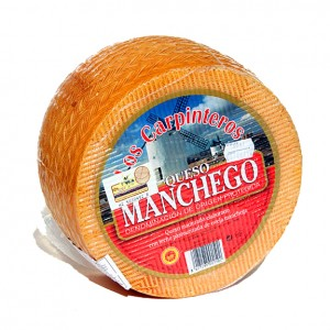 MANCHEGO - SPANISH SHEEP'S MILK CHEESE