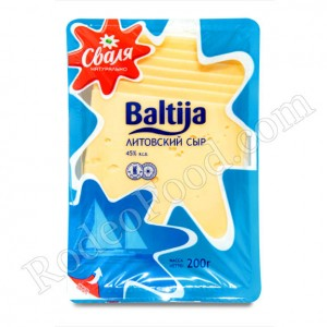 SVALIA - BALTIJA CHEESE