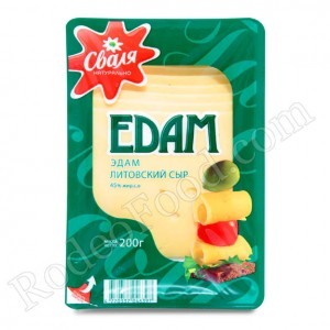 SVALIA - EDAM CHEESE