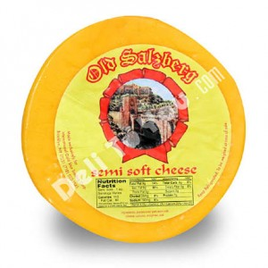 OLD SALZBERG - AUSTRIAN SEMI-SOFT CHEESE