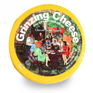 GRINZING - AUSTRIAN SEMISOFT PART SKIM CHEESE