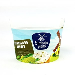 LIMBAZU PIENS - CREAM CHEESE WITH PICKLES