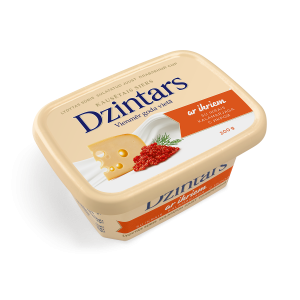 DZINTARS - CREAM CHEESE WITH SQUID ROE